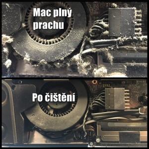 Kolik je prachu v iMac
